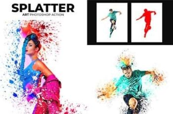 1812096 Splatter Art Photoshop Action 22499409 8