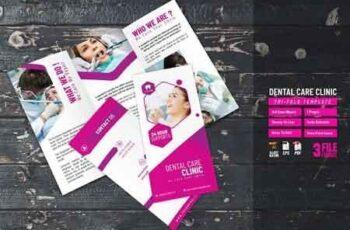 1812113 Dental Care Clinic Tri-Fold 2820787 4