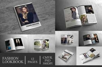 1812115 Fashion Lookbook Brochure 12 Pages 2809906 7