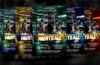 1812127 Paintball Flyer Template 2823820 4