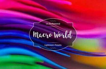 1812136 Macro World Lr Presets 3489370 8