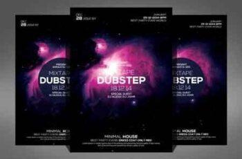 1812139 Dubstep Flyer 3484182 8