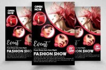 1812143 Fashion Magazine Flyer Template 2580610 2