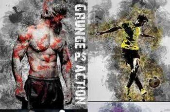 1812146 Wildness - Grunge Photoshop Action 22533789 4
