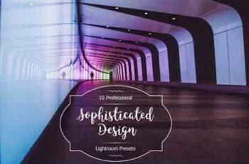 1812158 Sophisticated Design Lr Presets 2953675 3