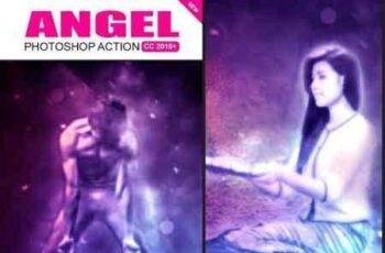 1812162 Angel Photoshop Action 22530663 2