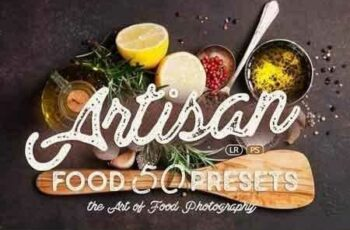 1812212 Artisan - Food Presets for Lightroom & ACR 7