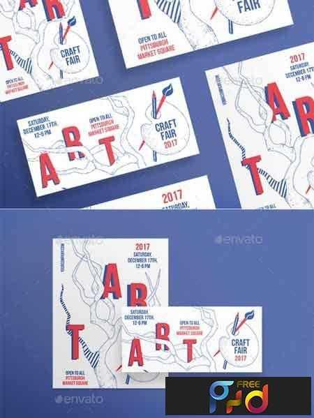 1812213 craft fair flyer template 20464892 freepsdvn