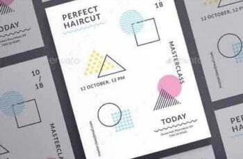 1812222 Perfect Haircut Posters 20464901 6