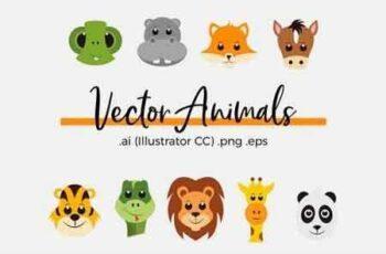 1812231 Vector Animals 1252341 10