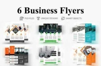 1812234 6 Business Flyers 2707937 7