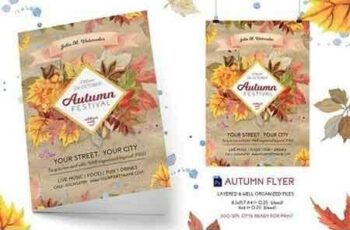 1812236 Autumn Festival (Fall) Flyer Template 2891838 6