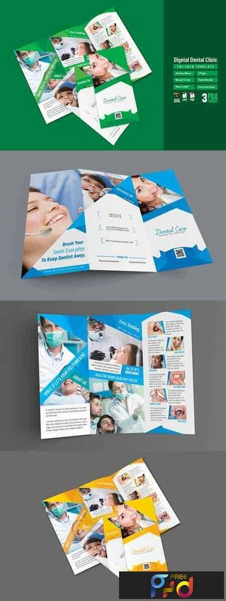 1812237 Dental Care Tri-Fold 2841736 1