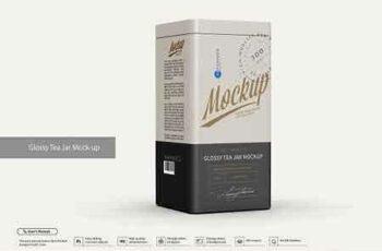 1812246 Glossy Tea Jar Mock-up 2909666 16