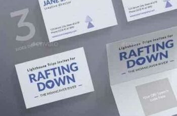 1812266 Rafting Business Card 20625079 4