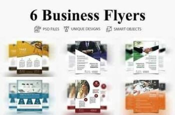 1812277 6 Business Flyers 2873269 7