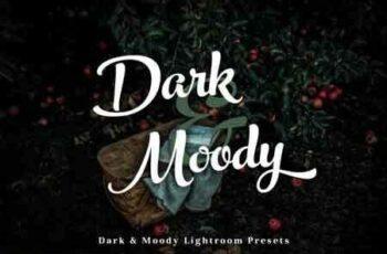 1812296 Dark & Moody Lightroom Presets 3492045 8