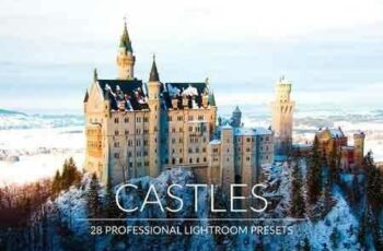 1812351 Castles Lr Presets 2987843 3
