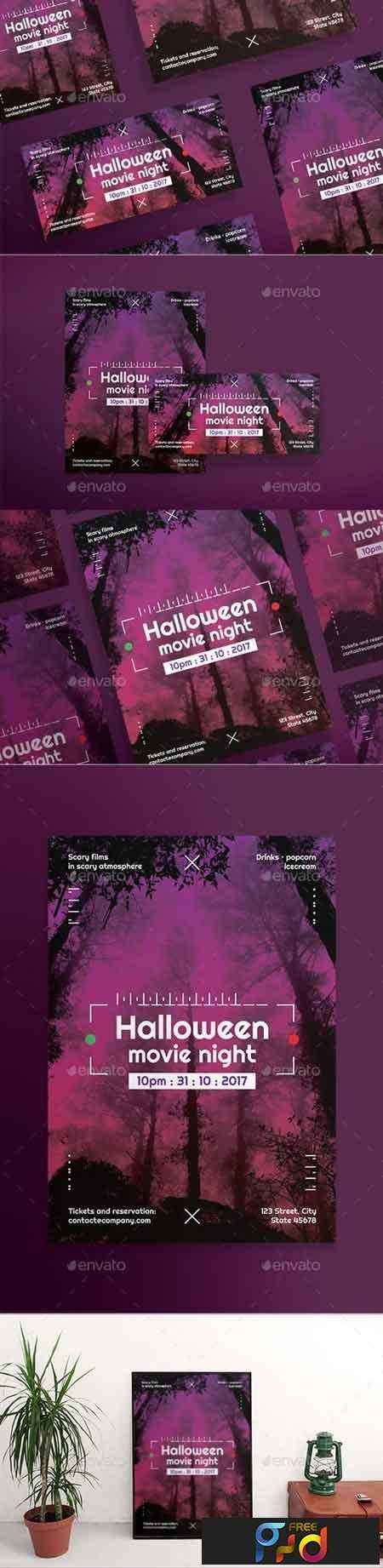 1812356 Halloween Movie Flyers 20786475 1