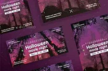 1812356 Halloween Movie Flyers 20786475 6