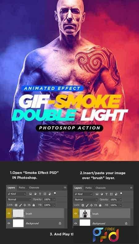 1812363 Gif Animated Smoke Double Lighting Photoshop Action 21838009 1