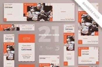 1812378 Coffee Shop Banner Pack 20898869 5