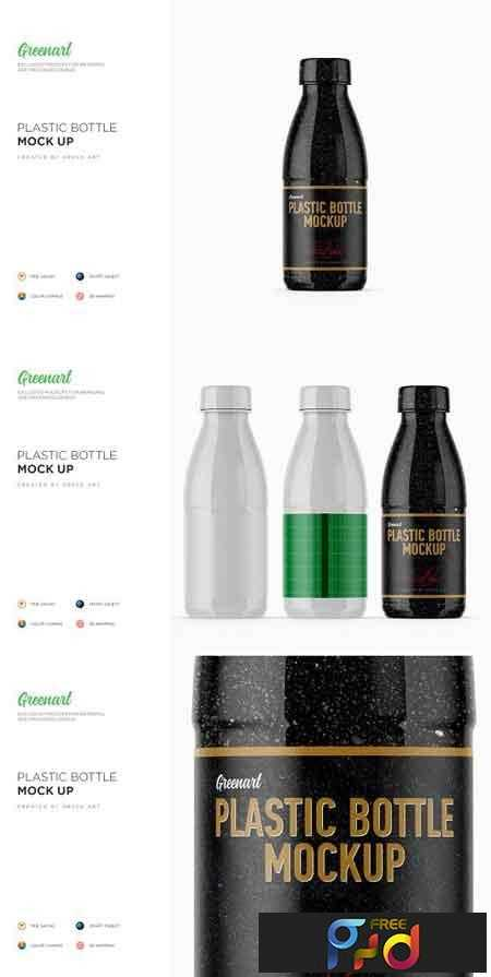 1812384 Glossy Plastic Dairy Bottle Mockup 2760891 1