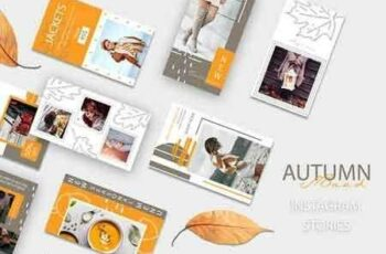 AUTUMN Mood - Instagram Stories Pack 2926091 3