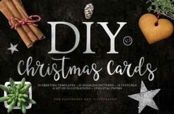 DIY Christmas Cards v3 2874732 3