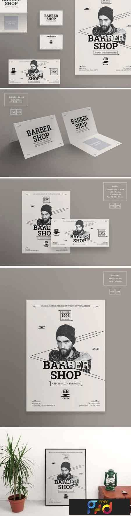 Print Pack Barber Shop 2169638 1