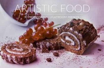 Artistic Food Lr Presets 143741 6
