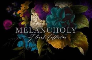 Melancholy Floral Collection 2906566 6