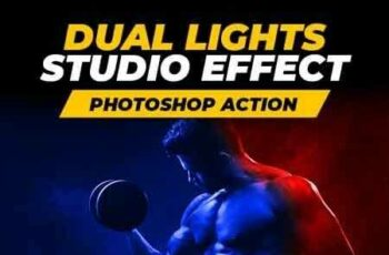 Dual Lights Studio Effect - EthanFX 22582816 2