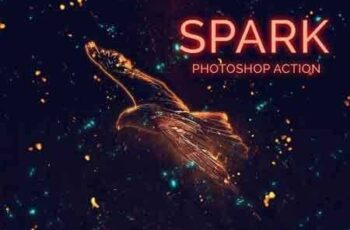 SPARK Photoshop Action 2284274 6