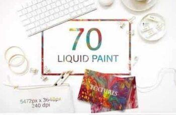 Liquid Paint Textures 2538127 7