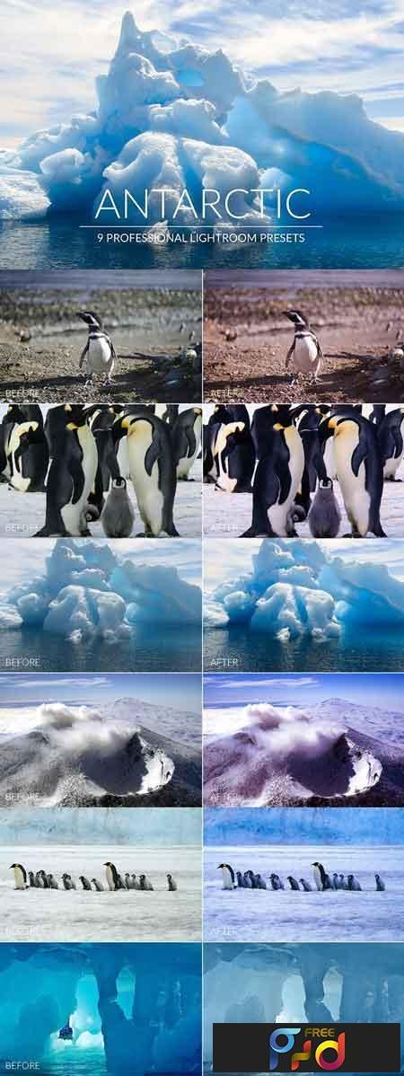 Antarctic Lr Presets 2988175 1