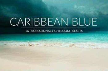 Caribbean Blue Lr Presets 4