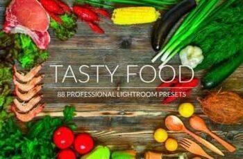 Tasty Food Lr Presets 4