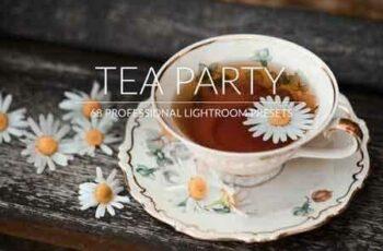 Tea Party Lr Presets 8