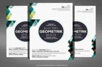 Electro Geomatrik Flyer 3487973 5
