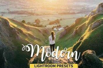 Modern Presets Lightroom Bundle 2969683 5