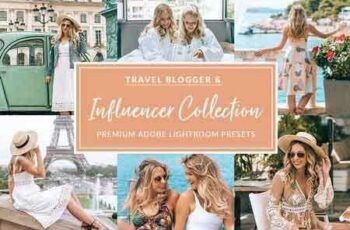 The Travel Influencer Lightroom Pack 2881213 6