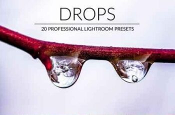 Drops Lr Presets 3