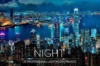 Night Lr Presets 6