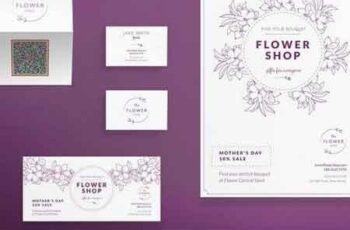 Print Pack Flower Shop 1495443 7