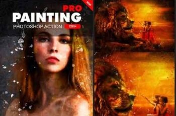 Pro Painting Photoshop Action 22595198 4