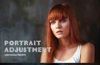 Portrait Adjustment LRT Presets 3019935 5