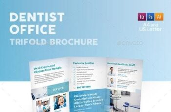 Dentist Office Trifold Brochure 6 22590211 3