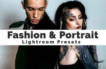 Fashion and Portrait Lightroom Presets 2