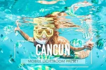 Mobile Lightroom Preset Cancun 2859154 3